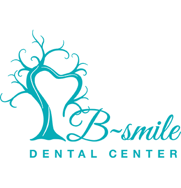 B-SMILE DENTAL CENTAR logo